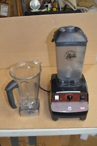 Vitamix big Train Drink Machine Commercial Blender Vm0100a With Extra Pitcher