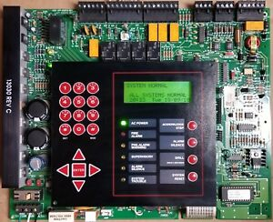 Notifier Afp 200 Fire Alarm Control Panel Replacement Board