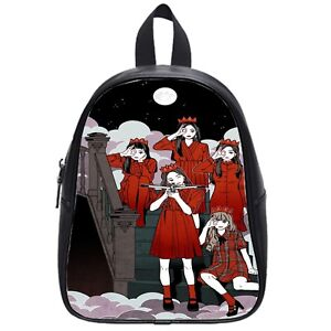 Red Velvet 1 Bag Custom School Backpack For Kids