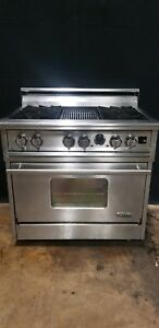 Jade 4 Burner Range With Griddle And Convection Oven Free Shipping Itl 48