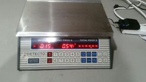 Cardinal Detecto Pc 30 A Price Computing Scale 30lb Capaity Works W Free Ship