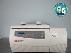 Beckman Allegra X12r Refrigerated Centrifuge With Warranty See Video