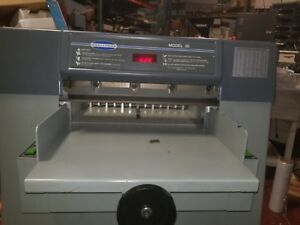 Challenge Model 20 Paper Cutter