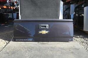 2014 2015 Chevrolet Silverado 1500 Tailgate Open And Close Assist Opt Ppa Oem