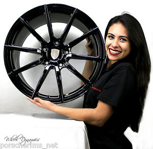 19 Forged Wheels Rims Flow Rotary Fit Porsche C4s Turbo 996 997 991 981 Boxster