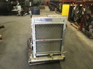 Detroit Diesel 3 53 Power Unit Approx 1k Hours All Complete And Run Tested