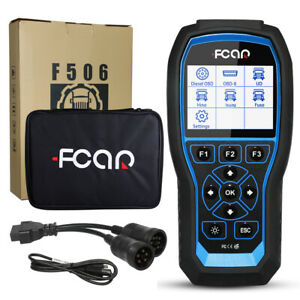 Obd2 Scanner Automotive Engine Fault Code Reader Can Diagnostic Scan Tool Vc309