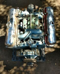 1971 Pontiac 455 325 Hp 485428 Long Block