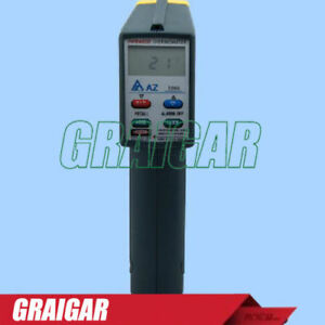 Az8866 Gun Type Infrared Thermometer Non contact Temperature Measurement