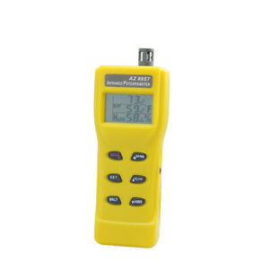 Infrared Thermometer Az8857 Precision Industrial Electronic Hygrometer