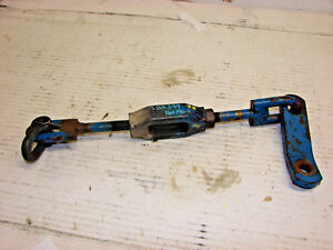 Sba399160190 Ford 1710 Stabilizer Turnbuckle Assembly b 1710 Compact Tractor