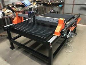 5x10 Cnc Plasma Table W Hypertherm 85