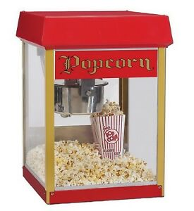 Gold Medal 4 Oz Kettle Popcorn Maker Machine 2404 Fun Pop Popper