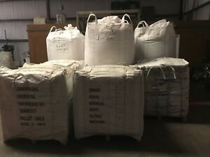 Heavy Duty Fibc Bulk Super Sacks 2200 Lbs New 95 95 200cms Duffel Opening