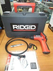 Ridgid See Snake Micro 17 Mm Color Imaging Camera
