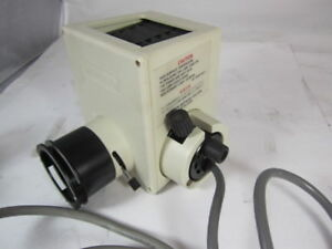 Olympus 12v 100w Hal l Microscope Lamp House