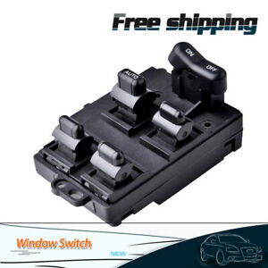 Power Master Window Switch For 1994 1997 Honda Accord Driver Side 35750sm4a11zc