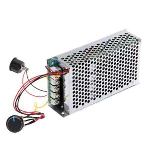 Programable Reversible Dc Motor Speed Controller Pwm Control 10 30v 3000w S3d7