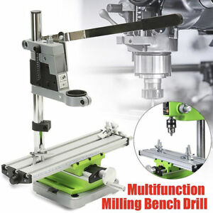 1 Adjustable Work Table For Bench Drill Milling Machine Multi function Tools