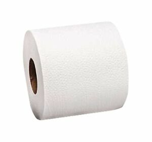 Appeal App12506 wb 100 Recycled Single Roll Bath Tissue 2 ply 4 X 3 75