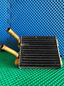 1971 1977 Vega all A c L4 Eng Heater Core Pic For Measurements New No Box