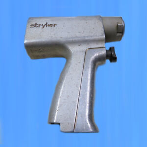 Stryker System 4 4103 Single Trigger Rotary Drill 90 Day Warranty
