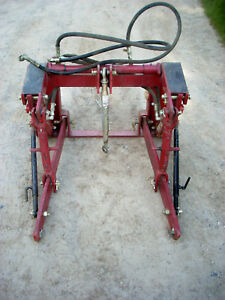 Ih Farmall Saginaw 3 Point Hitch Farmall H M Super H Super M 300 400 350 450