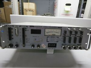 Unholtz Dickie osp 4 oscillator Servo Programmer for Parts or Repair no Return