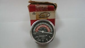 Nos Genuine Mf Tachometer For Massey Ferguson 50 High Clearance Tractor