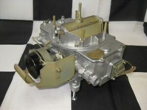 1966 Ford Mustang Autolite 4100 4 Barrel Carburetor For 289 Cu Engine C6zf e