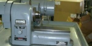 Hardinge Speed Lathe