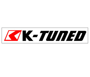 Honda Acura K Series Tuned Performance Car Tuner Decal Sticker 5 5 X1