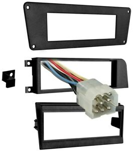 Fits Volvo 200 240 Series Dash Install Kit Car Radio Stereo Wire Harness