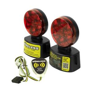 Wireless Led Magnetic Towing Light Kit