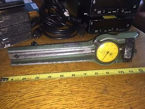 Federal 167p 2237 Shallow Diameter Gage With C21 Indicator