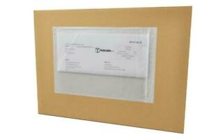 Re closable Packing List 6 X 6 Envelopes Shipping Supplies Back Load 5000 Pcs