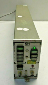 Unholtz dickie Tf22 Tracking Filter 10 1000 Khz Unit Powers Up