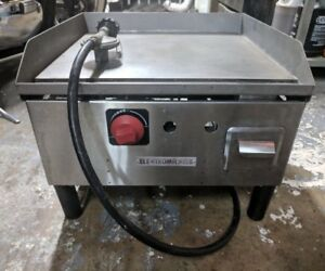 Electromaster Commercial 18 Electric Griddle Gr4g gp0001a3