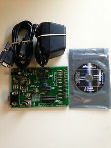 Velleman K8048 Pic Programmer Experiment Board Electric Kit