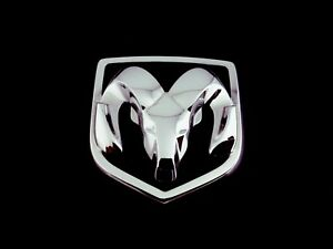 06 07 08 09 10 Dodge Charger Rear Gate Emblem Badge Symbol Logo Sign Oem 2008