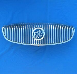2006 2009 Factory Buick Lucerne except Super Grille All Tabs Intact No Breaks