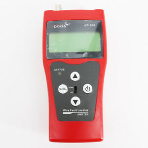 Multi Function Cable Tracker Tester Nf308 Net Work Equipment With Display