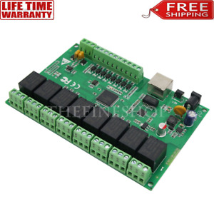 8 Channel Relay Network Ip Relay Web Relay 2 Control Ethernet Rj45 Interface Us