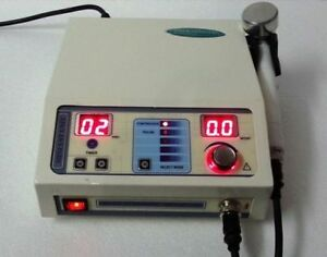 Physiotherapy Electrotherapy Ultrasound Therapy Unit 1 Mhz Compact Model Machine