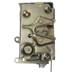 Mustang Door Latch Assembly Driver Side 1971 1973 Cj Pony Parts