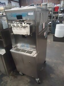 used Taylor 794 33 Water Cooled Soft Serve Ice Cream Frozen Yogurt Machine