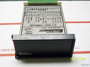 Cincinnati 7 segment Display 2 4 Digit Connector W 788 cei Terminal Board 4161
