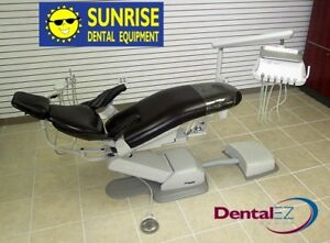 Dental Ez Radius Operatory Package Jv Generation Chair W Delivery System