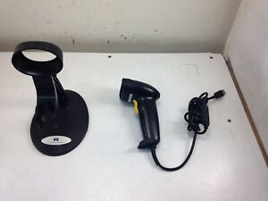 Harbortouch Laser Barcode Scanner With Stand And Usb Cable