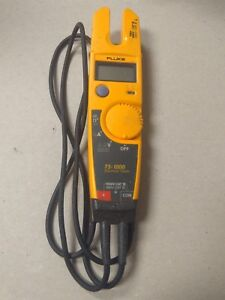 Fluke T5 1000 Electrical Voltage Continuity Current Tester